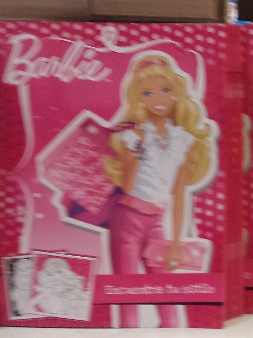 10 Libros para colorear Barbie