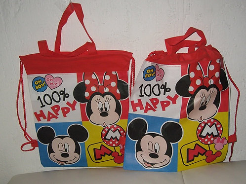 Morral Dulcero Grande Mickey Mouse Mod 49