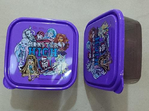 Sandwichera Contenedor Monster High