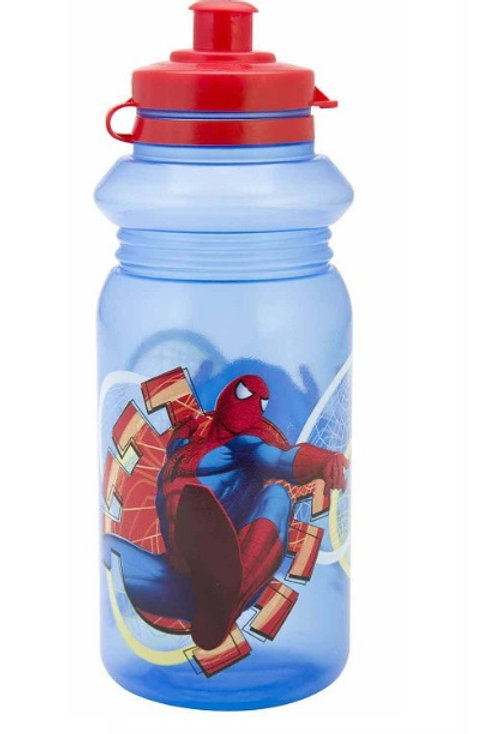 Botella Deportiva Spiderman