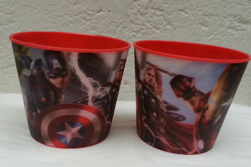 Palomero Lenticular efecto 3D Avengers