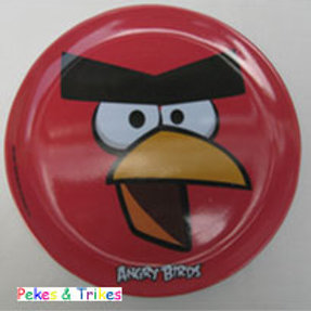 Plato Melamina Angry Birds