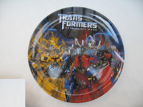 Plato Melamina Transformers