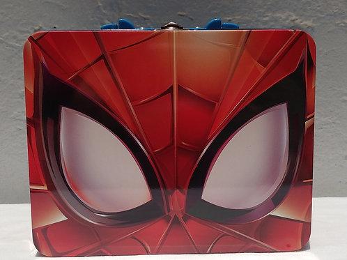 Lonchera metalica Spiderman /  hombre araña