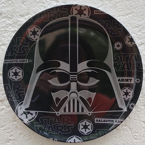 Plato Melamina Star Wars Darth Vader