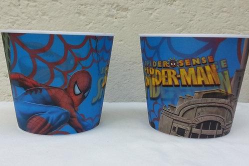 Palomero Lenticular efecto 3D Spiderman