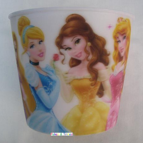 Palomero Lenticular efecto 3D Princesas