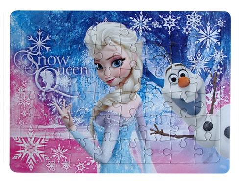 Rompecabezas Frozen mod 43