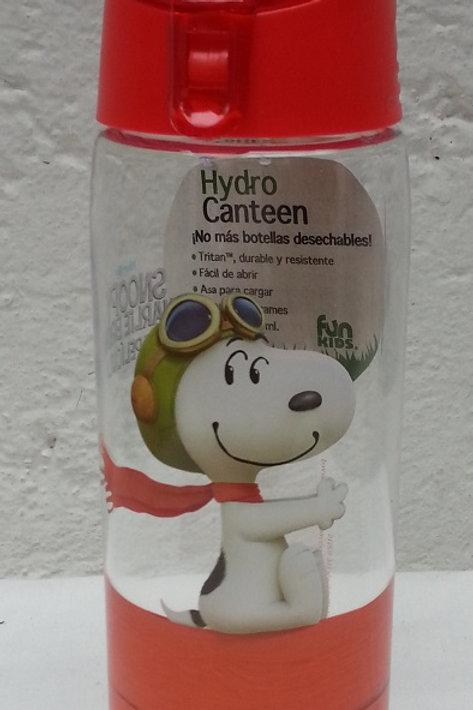 Botella de tritan Snoopy