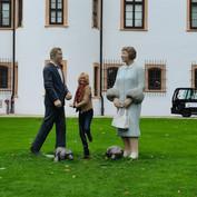 Alltagsmenschen - großes Paar in Celle