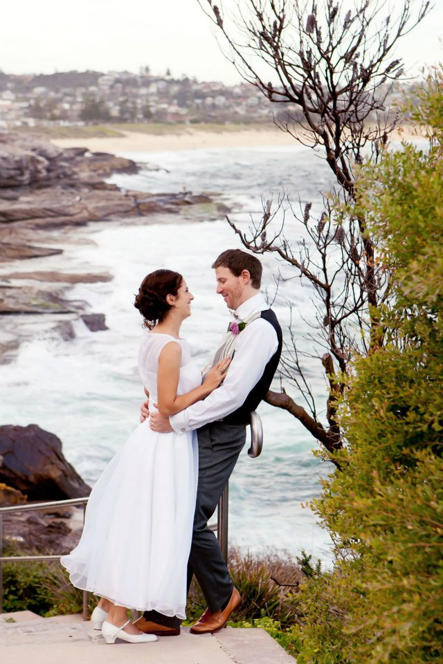 Love on a wedding day
