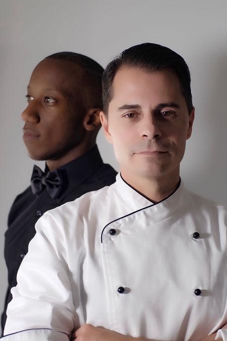 Chef Fabian & Tarique