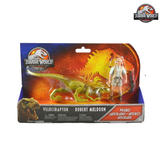 Velociraptor & Robert Muldoon Set