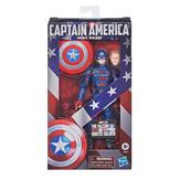 John F. Walker Captain America