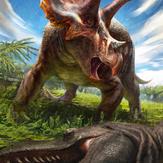 1/18th Triceratops horridus (adult)