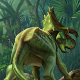 1/18th Avaceratops lammersi
