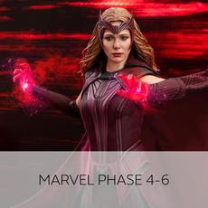 Marvel Phase 4-6