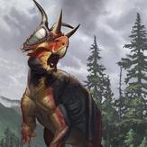 1/18th Diabloceratops eatoni