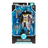 Batman with Battle Damage
