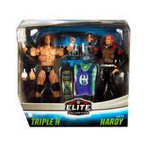 Triple H & Jeff Hardy