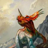 1/18th Styracosaurus albertensis