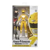 Mighty Morphin Yellow Ranger