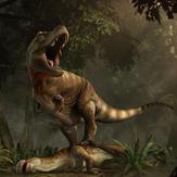 Tyrannosaurus Rex Walking with Dinosaurs (1/35)