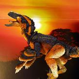 Pyroraptor olympus (Fans choice)