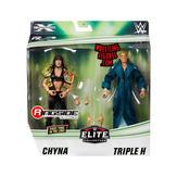 Chyna & Triple H