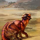 1/6th Psittacosaurus mongoliensis