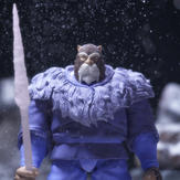 Snowman of Hook Mountain