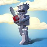 Robot Scratchy