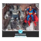 Superman vs Devastator