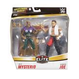 Rey Mysterio & Samoa Joe