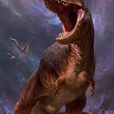 Tyrannosaurus Rex (1/18)