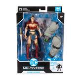 Wonder Woman (Last Knight on Earth #2)