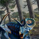 1/18th Torosaurus latus