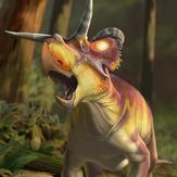 1/18th Medusaceratops lokii