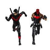 Nightwing & Red Hood