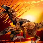 Pyroraptor olympus