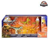 Dr. Alan Grant & Dinosaurs Set