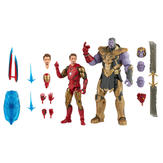 Iron Man Mark 85 vs. Thanos