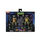 Donatello & Leonardo