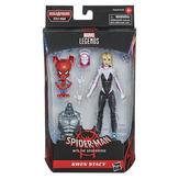Gwen Stacy and Spider-Ham