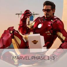 Marvel Phase 1-3