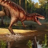 Juvenile Tyrannosaurus Rex (1/18)
