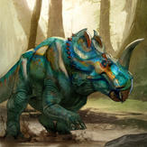1/18th Centrosaurus apertus