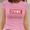 Thumbnail: Ladies fitted Street smart T's