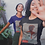 Thumbnail: Night Light casual t-shirt