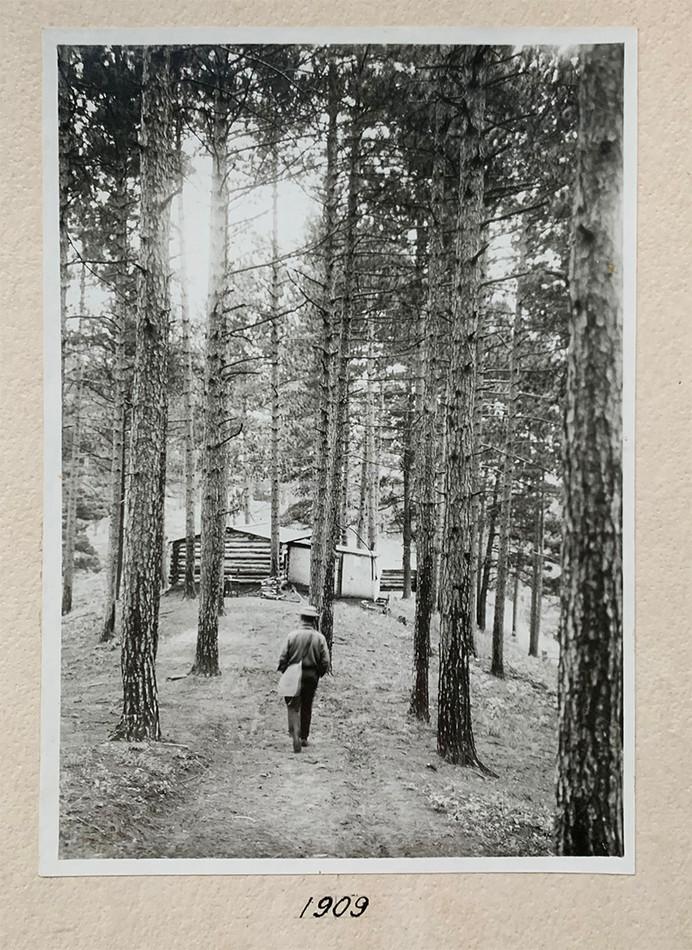 1909 Esker Photo from UMN CFC